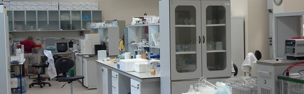 Plant Molecular Genetics Laboratory